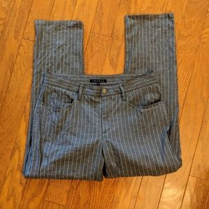 Theory stretchy linen pants!!